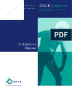 KNGF Guideline for Physical Therapy in Patients With Parkins