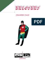 Super Losers. Material Didactico