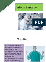 Vestuario Quirúrgico 2