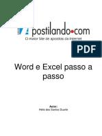 Informática - Apostila Word e Excel