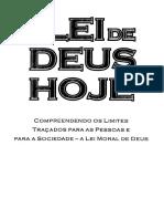 A Lei de Deus Hoje - F. Solano Portela Neto