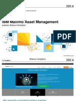150728 Explore Maximo Data With Watson Analytics