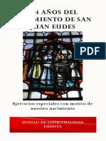 414 Años Del Nacimiento de San Juan Eudes