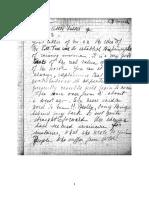 Martha Kuntzel (Soror IWE) Correspondence