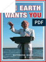 Table of Contents, Introduction, and Three Chapters from The Earth Wants YOU