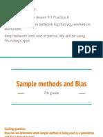 stats intro lesson