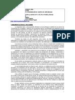Programa de Didáctica Paley 2016