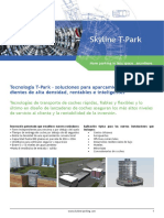 Fact Sheet T-Park Spanish