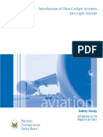 4-Introduction of Glass Cockpit Avionics