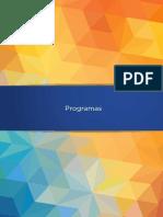4 Programas Poder Executivo