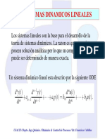 D&CP Sist Lineales T
