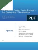 2016 Cc Uplift Uccx Cti