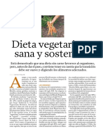 Integral - Dieta Vegetariana, Sana y Sostenible