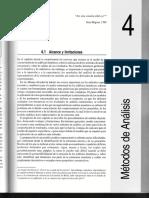 Ingeniería Estructural de Los Edificios Históricos_ Roberto Meli_ Cap-4 Métodos de Análisis