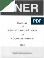 Manual de Projeto Geometrico