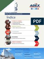 Boletin Semanal Peru Exporta