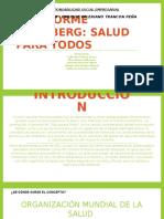 Salud Para Todos _ Informe