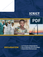 Deficit Fiscal Fraude Internacional Icrit