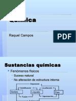 Presentación Química Ingreso IPN Superior UPIITA 2016