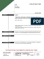 Parte Norma ISO 17662