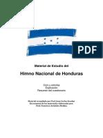 Material de Estudio Del Himno Nacional
