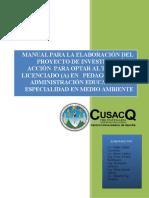 Manual Trabajo de Graduación 1 2016