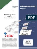 Workshop CONFIABILIDAD- 2016d