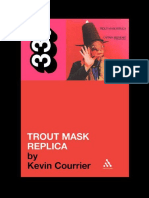 Captain Beefheart's Trout Mask Replica - Courrier, Kevin