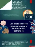 Siete Saberes Basicos de La Educación Edgar Morin