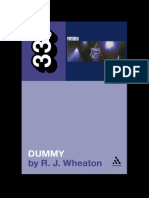 Portishead's Dummy (33⅓ Series)