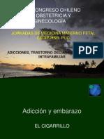 Adicciones Trastornos Animo y Violencia Intrafamiliar Dr Luis Medina