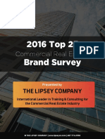 Lipsey top 25 CRE Brokerage Firms