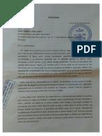 Carta Notarial de Virgilio Acuña Peralta