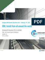 Barcelona BIM Summit Feb 13th EDG150213 P