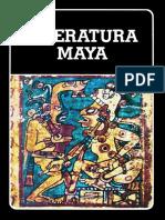 Ed. Ayacucho - Literatura Maya
