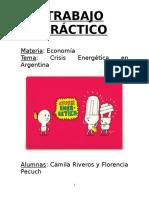 Crisis Energética en Argentina