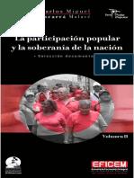 La Participacion Popular y La Soberania