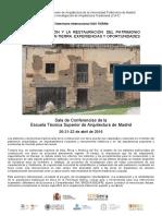 II Seminario Internacional SOS TIERRA