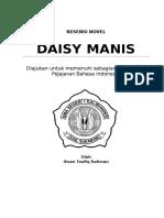 Resensi Novel Dasy Manis