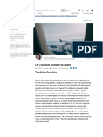 CFO Guide to Strategy Execution