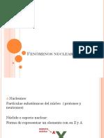 Fenómenos Nucleares