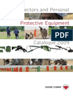 Metal Detectors Catalogue 2009