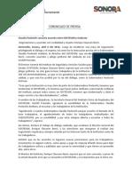 06-04-16 Claudia Pavlovich concreta acuerdo entre ISSSTESON y sindicato. C-041617