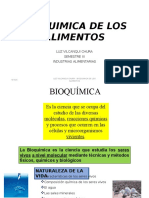 Bioquimica de Alimentos