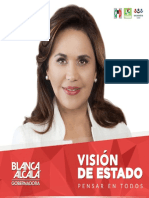 Blanca Alcalá plataforma electoral