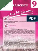 9. Francisco y los Migrantes