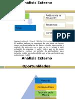Análisis de Entorno