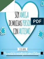 Autismo 2 de abril