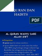 Al-quran Dan Hadits
