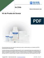 HI 3812 Kit Dureza Total